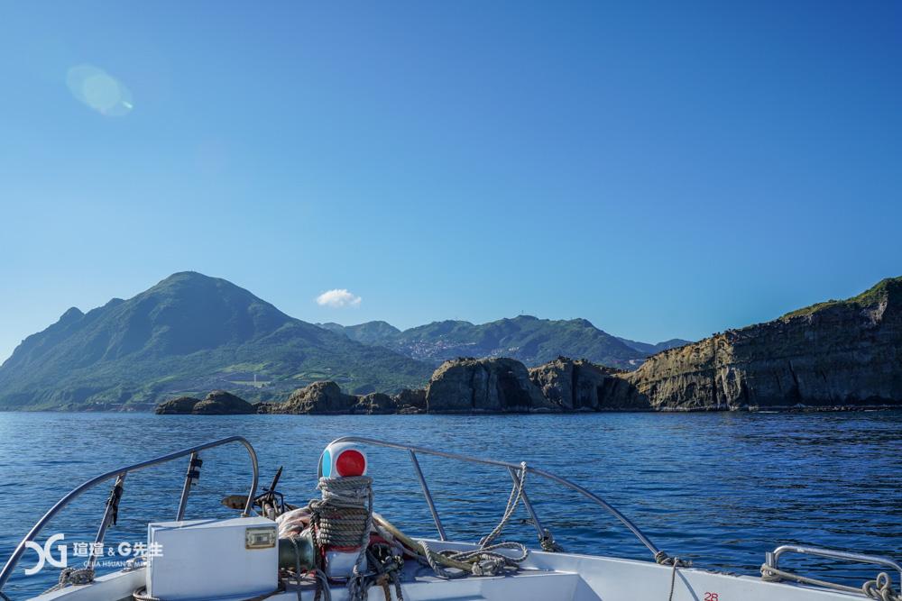 基隆嶼登島 基隆嶼坐船 基隆嶼觀光 基隆嶼預約 基隆嶼路線
