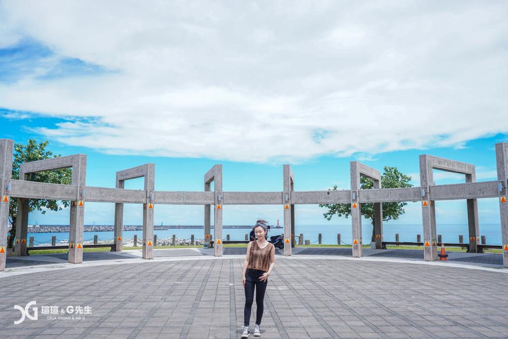 花蓮市區景點 北濱公園