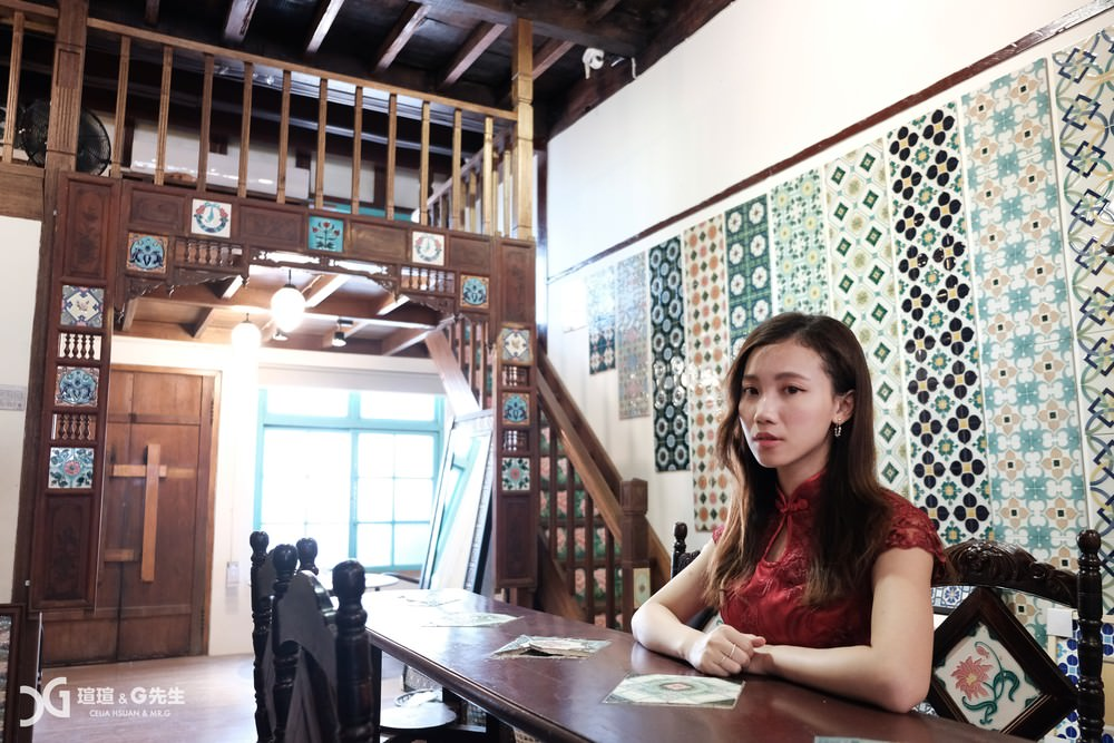 嘉義景點推薦 台灣花磚博物館 嘉義旅遊