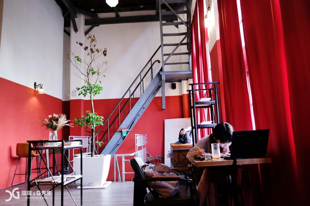 嘉義咖啡廳推薦 國王蝴蝶秘密基地