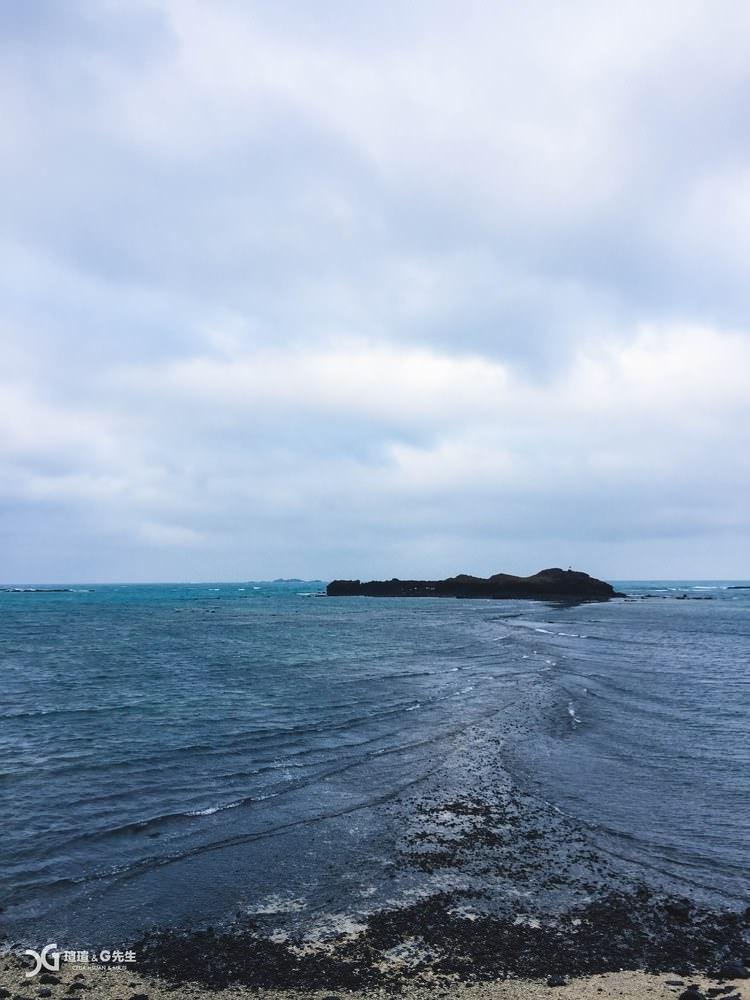 澎湖景點推薦 奎壁山摩西分海 澎湖必去景點