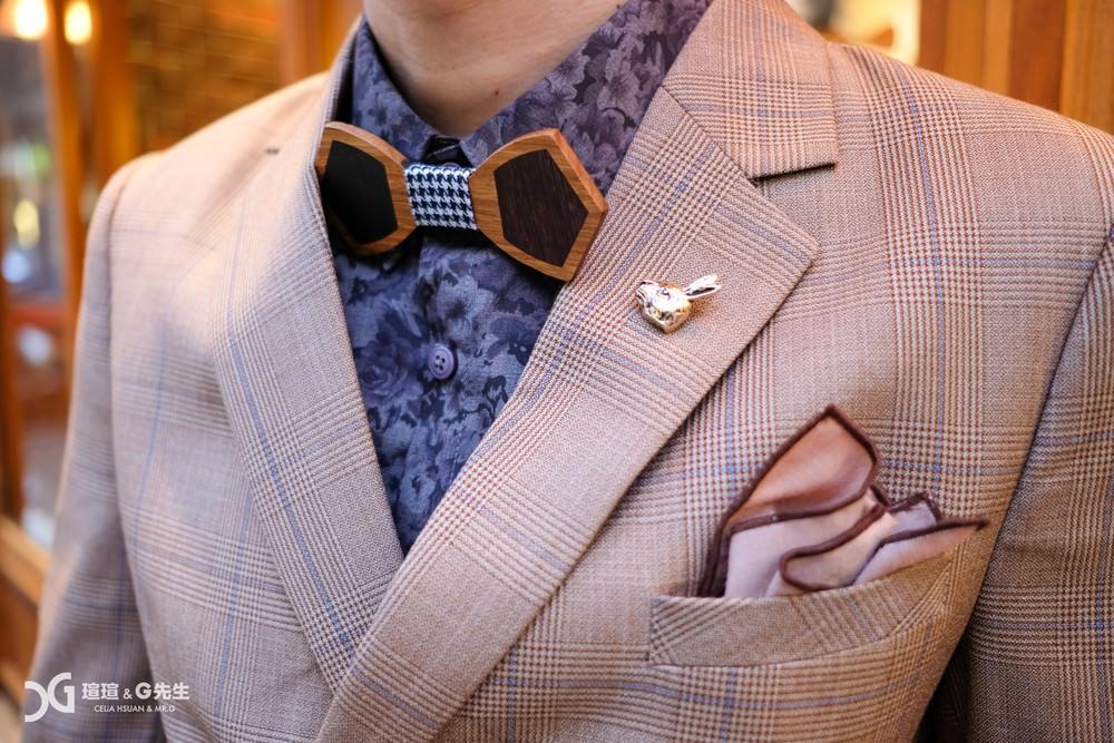 西裝推薦 Laio復古紳士裝 婚禮西服推薦
