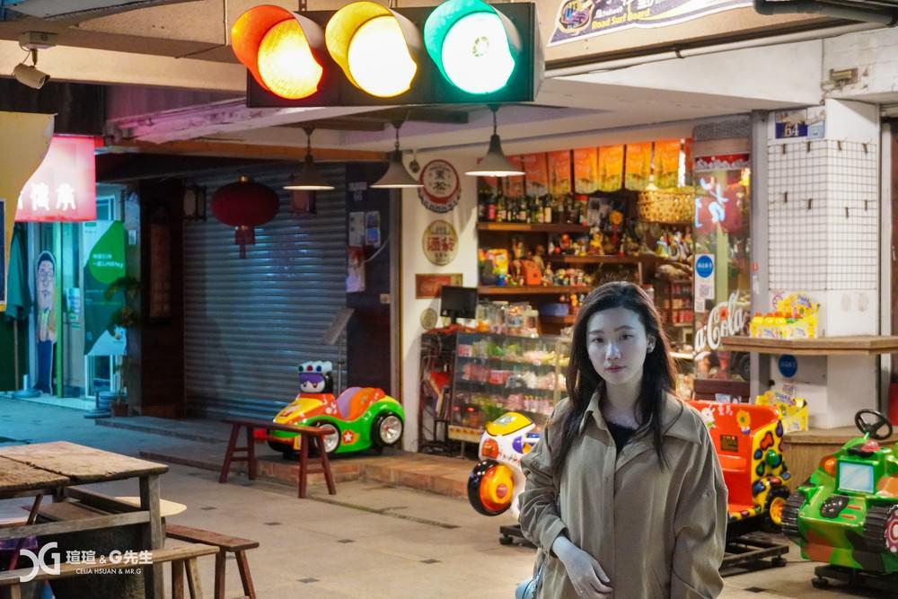 東海藝術街 台中景點