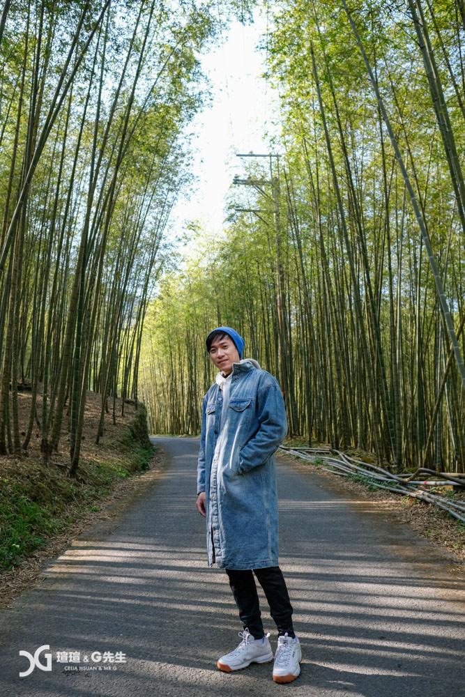 南投景點 鹿谷竹林秘境