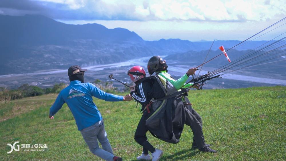 台東飛行傘 鹿野高台飛行傘 台東行程推薦 飛行傘注意事項 台東飛行傘全記錄