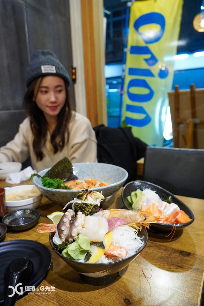 台東市美食 台東日本料理推薦 台東居酒屋 咔棒日式魚場料理
