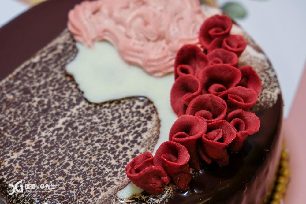 母親節 母親節蛋糕 FM 馥漫麵包花園 面包推薦