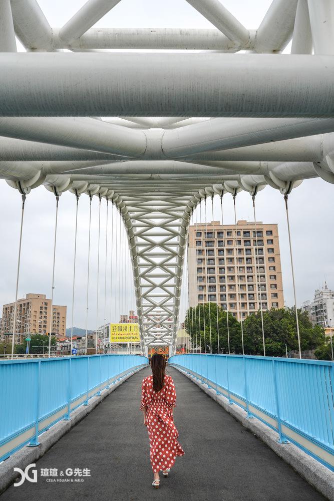 台中北屯景點 海天橋