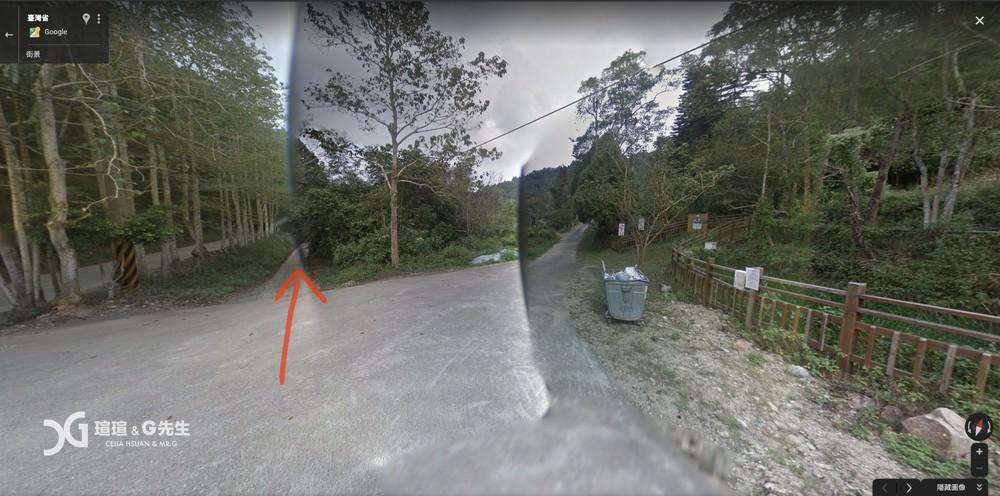 日月潭螢火蟲 蓮華池紅磚房秘境 怎麼去 如何抵達 路線圖