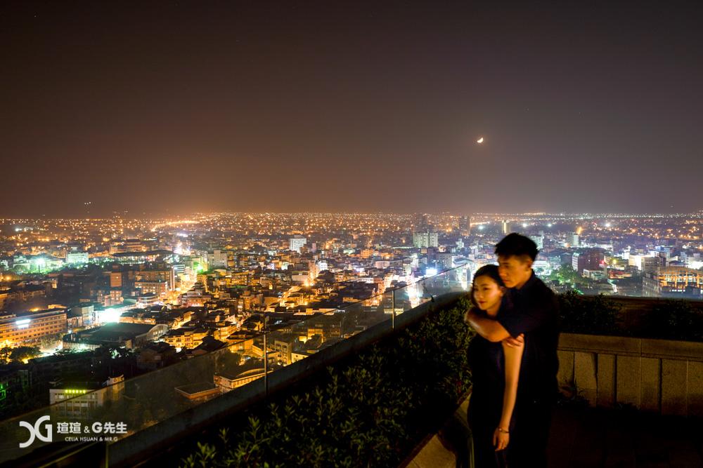 宜蘭酒吧推薦 the roof 190星空酒吧 宜蘭夜景 村却國際溫泉酒店 宜蘭約會行程