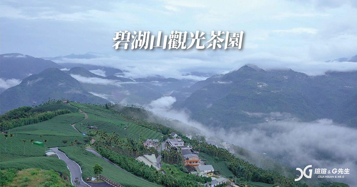 碧湖山觀光茶園 嘉義梅山景點推薦
