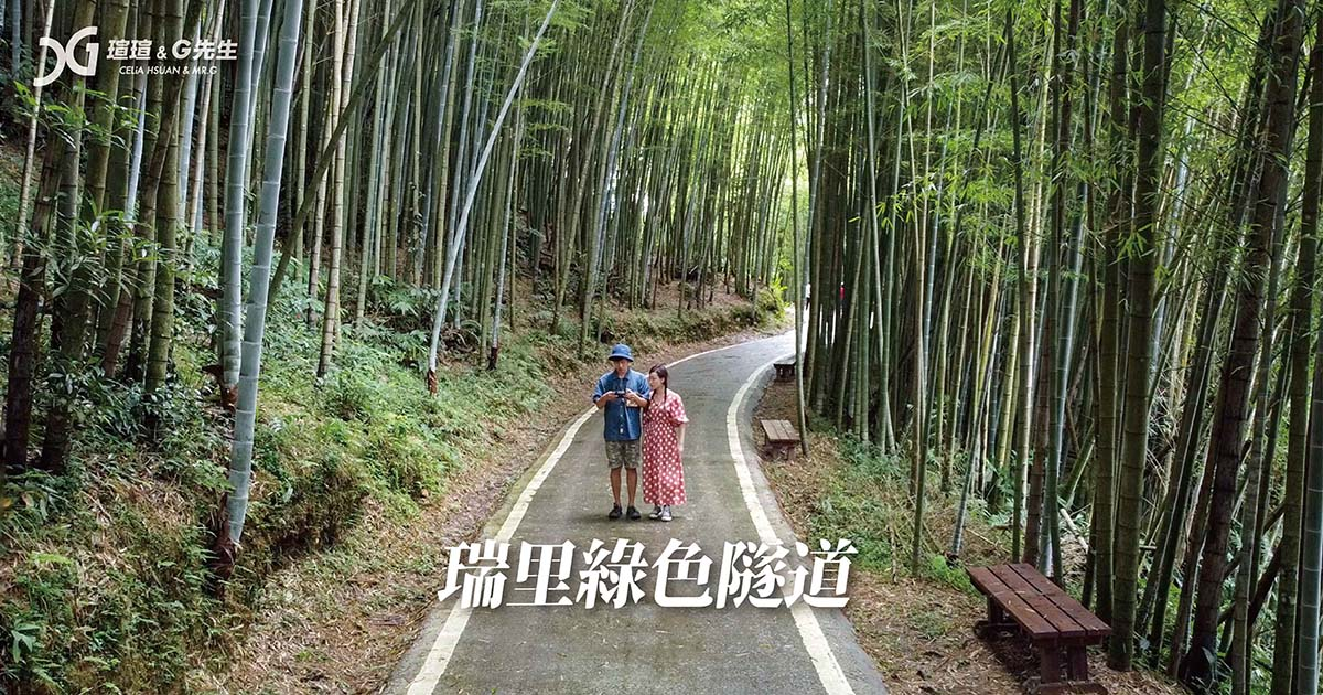 瑞里綠色隧道 嘉義梅山景點推薦