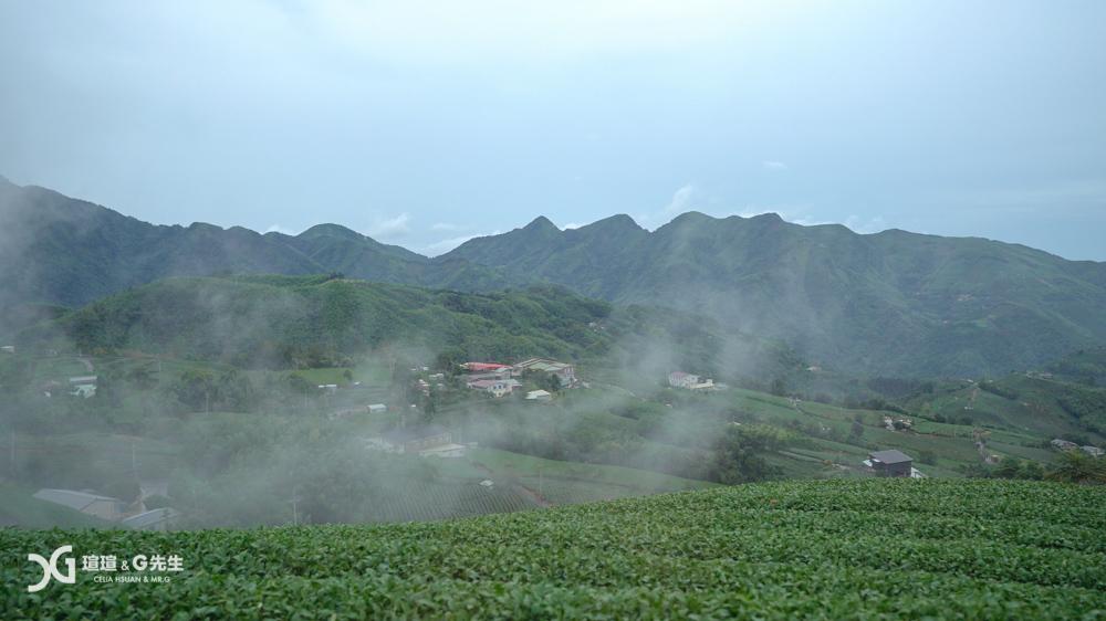 海鼠山1314觀景台 嘉義梅山景點推薦