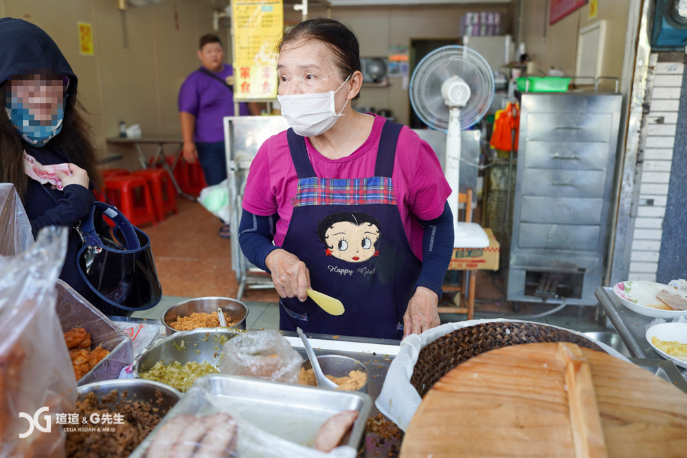 水仙宮飯糰 台南6家推薦傳統小吃早午餐 台南美食推薦 台南小吃推薦
