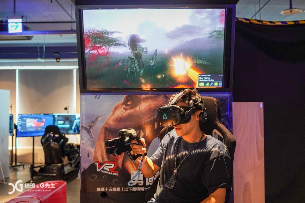 台中VR推薦 麗寶國際賽車場 台中景點行程