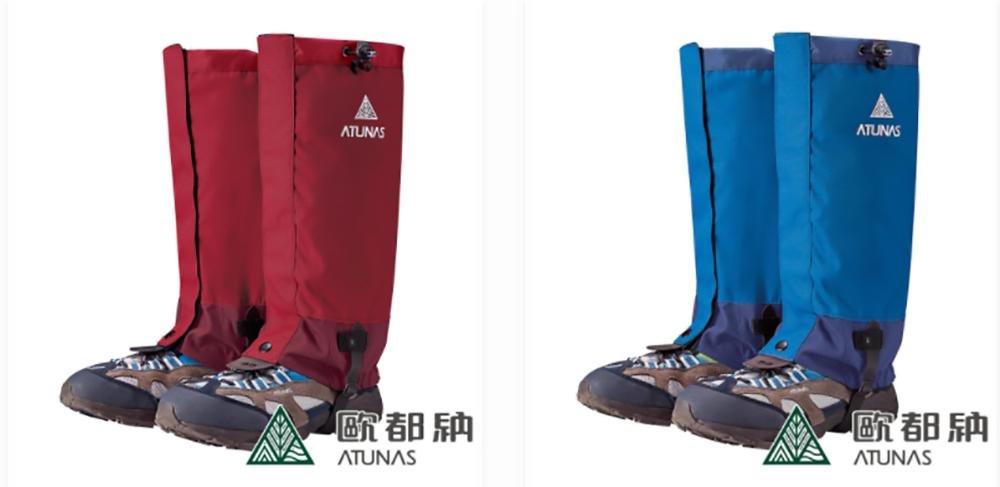 登山健行綁腿推薦