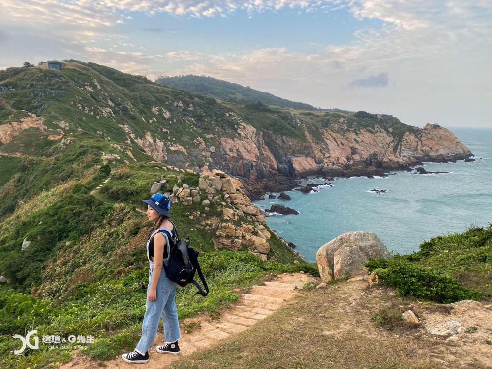 馬祖北竿景點 馬祖必走步道 螺山自然步道