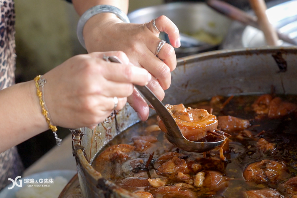 阿彬爌肉飯 第五市場美食 台中第五市場小吃