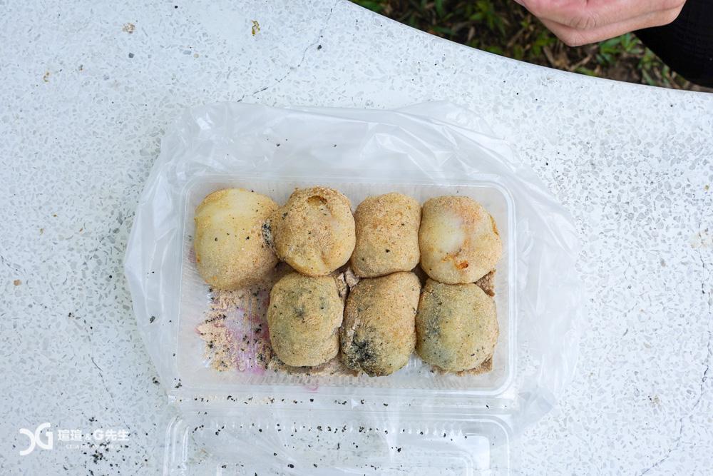 麻糬之家 台中第五市場美食 台中第五市場小吃