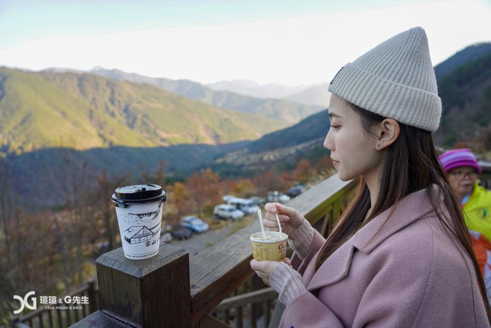 武陵農場 雪山登山口