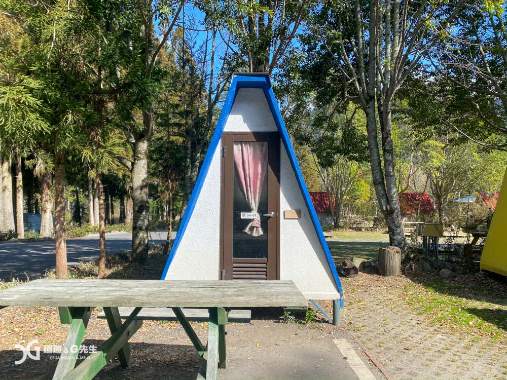 武陵農場露營區
