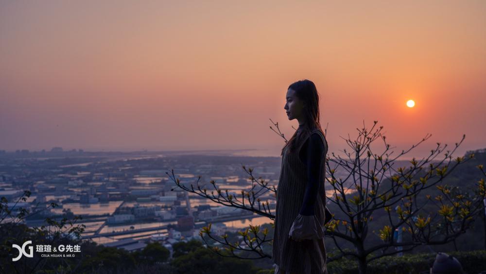 鳳崎落日步道 鳳崎小舖 新竹景點 新竹夕陽 新竹夜景